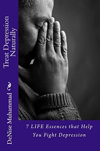 Treat Depression Naturally (LIFE Healing Series Book 1)