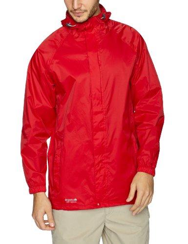 rojo II Chaqueta Leisurewear para Regatta Packaway hombre YzxRYw6