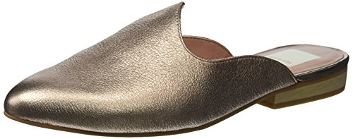 Dolce Vita Women's Marco Mule, Rose Gold Leather, 10 Medium US - Dolce Vita Womens Rose