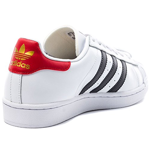 adidas Superstar Nigo Bearfoot Scarpa 4,0 white/black