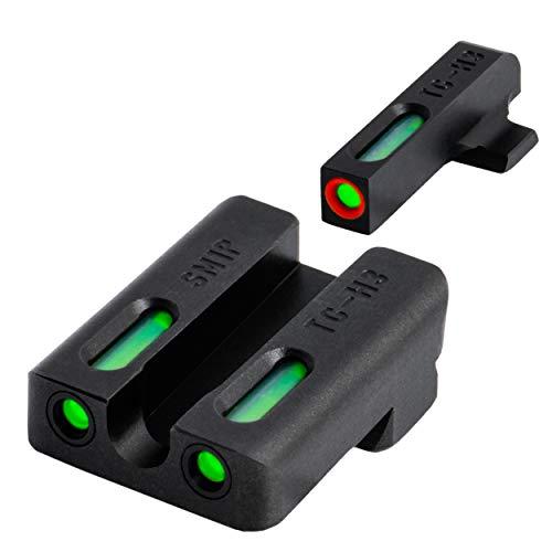 TRUGLO TFX Pro Tritium and Fiber Optic Xtreme Handgun Sights, Steyr Mannlicher M-A1, C-A1, S-A1, L-A1
