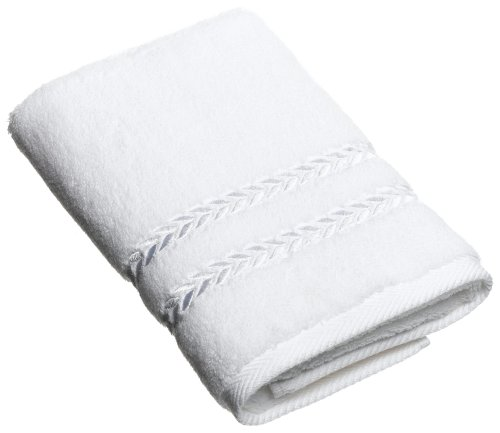 Lenox Pearl Essence Hand Towel, White