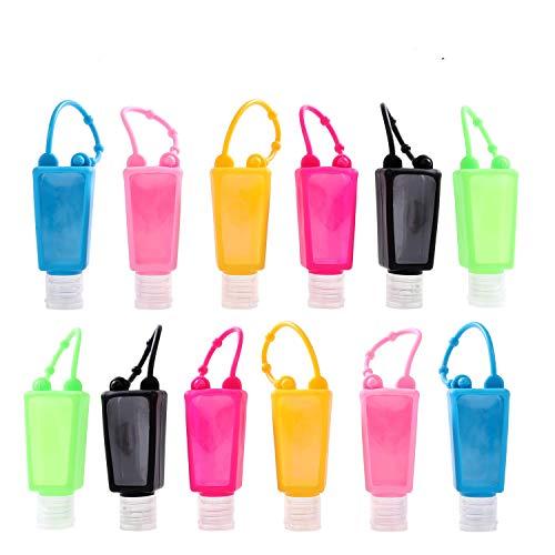 🥇 Botellas de viaje de plástico
