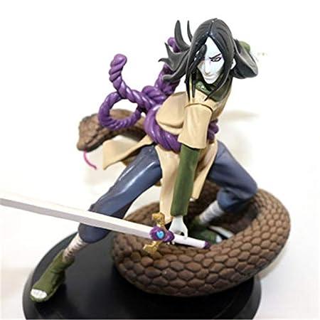 DADATU 6 `` Naruto Shippuden Konoha Ninja Traitor Orochimaru ...