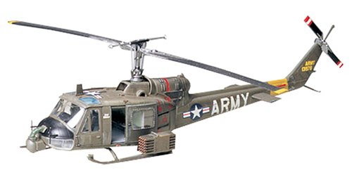 1/72 Bell UH-1B Huey (Plastic model) (Bell Helicopters)