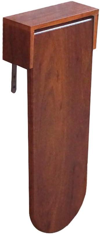ZCJB Mesa Plegable Pequeña For El Hogar, Escritorio De Madera con ...