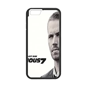 COOL Quotes Phone Case Paul Walker For iPhone 6,6S Plus 5.5 Inch Q5A2113039