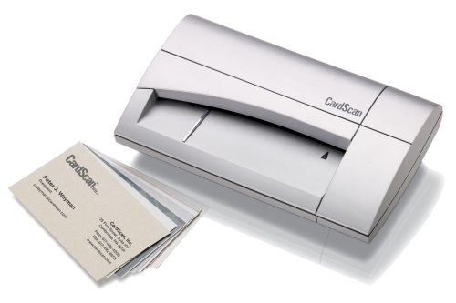 CardScan Executive v8 Card Scanner by DYMO