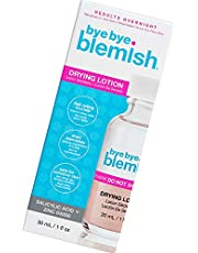 Bye Bye Blemish Drying Lotion Sulfer Acne and Blemish Treatment, Antiseptic and Clarifying Solution for Overnight Use, 1 oz./28g.