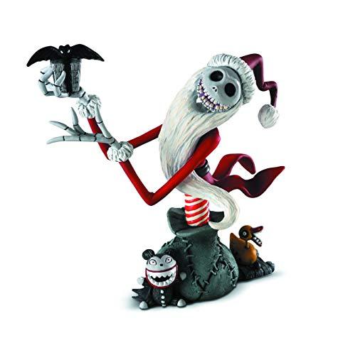 Enesco Grand Jester Studios Santa Jack Skellington Figurine, 8-Inch