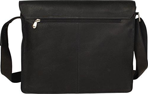 Harold's Campo 13'' Laptop-Messenger Bag 467835-schwarz negro