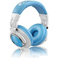 Zomo HD-1200 Professional Stereo Headphones White/Blue