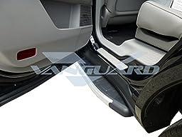VANGUAD VGSSB-1093-1096AL 2009-2015 Honda Pilot Side Step Running Board Aluminum OEM F3 Style