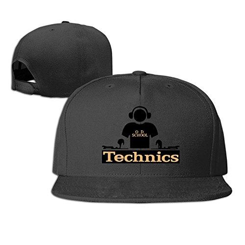 Longdandan Adjustable Old Technics Hip Hop Hat One - Brazil Shipping Usps