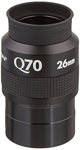 Orion 8827 26mm Q70 Wide-Field Telescope Eyepiece