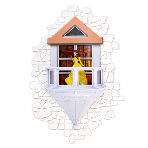 3DLightFX Disney Princess Belle Balcony 3D Deco Light