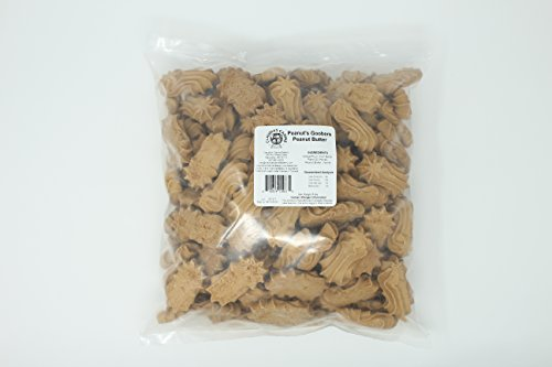 Claudia's Canine Bakery – 5 Pound Bulk Bags (Peanut Butter Goobers) For Sale