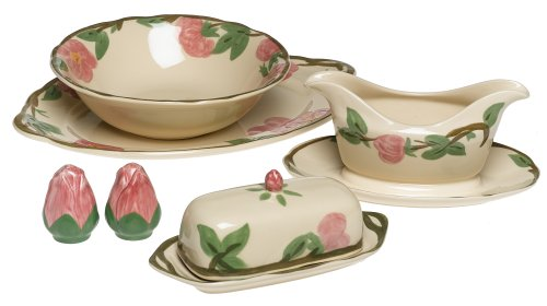 Johnson Brothers Desert Rose 6-Piece Completer Set