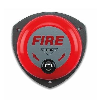 Alarmas de incendio de mano giratoria Bell de A2Z Fire ...