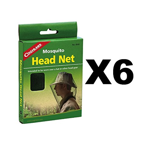 Coghlans 8941 Mosquito Head Net by Coghlan's