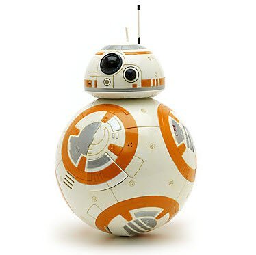 Disney Star Wars The Force Awakens BB-8 Talking Figure, 9.5 Inch
