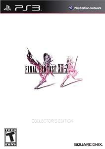 Final Fantasy XIII-2 Collectors Edition - PlayStation 3