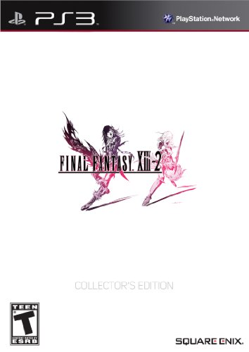 Final Fantasy XIII-2 Collector's Edition - Playstation 3 (Final Fantasy 13 2 Best Monster)