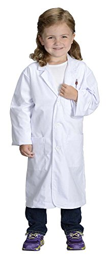 Aeromax Jr. Lab Coat, 3/4 Length (Child 2-3) by Aeromax (Image #2)