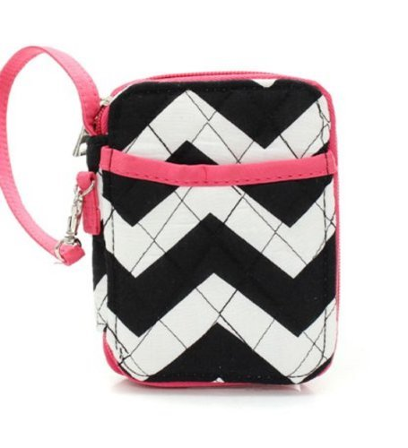 Quilted Chevron Wristlet Hp