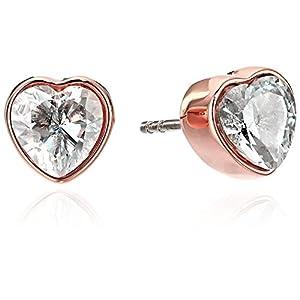 Michael Kors Stainless Steel Stud Earrings