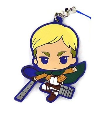 Attack On Titanラバーマスコットストラップ – Erwin Smith Erwin Attack Smith B00UNL69GU, GRAZIA:f21296a5 --- integralved.hu