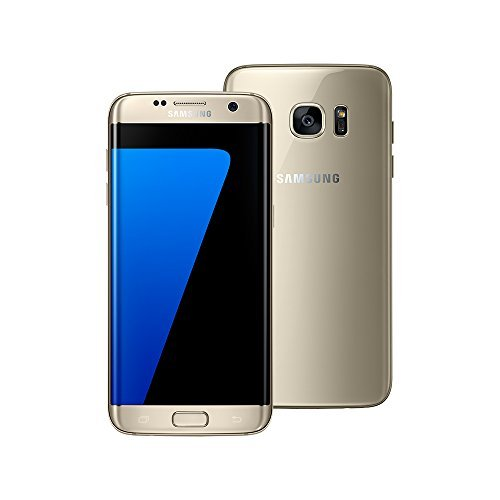 Samsung Galaxy S7 edge SM-G935FD 4GB / 32GB 5.5-inch 4G LTE Dual SIM FACTORY UNLOCKED - International Stock No Warranty...