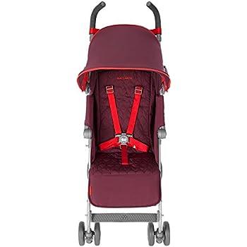 Maclaren Quest Stroller, Plum/Marmalade