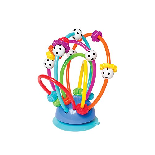 Manhattan Toy Activity Loops Teether & Early Development Baby Toy