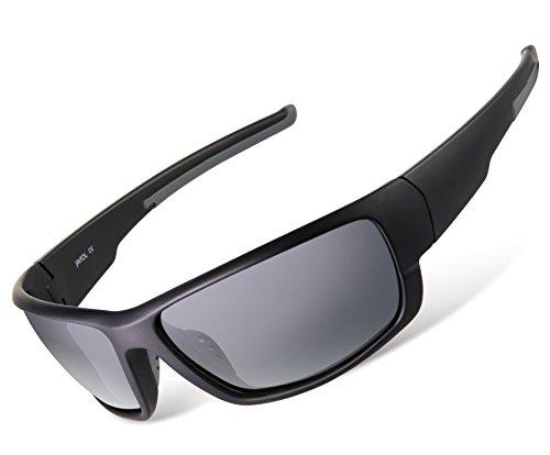 JAVIOL Polarized Sports Sunglasses for Men Women Fishing Driving Sunglasses Cycling Running Baseball Golf uv400