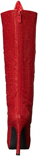 Ellie Zapatos Botas de 420-hero para las mujeres Rojo