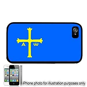 Asturias Flag Apple iPhone 6 4.7 Case Cover Black