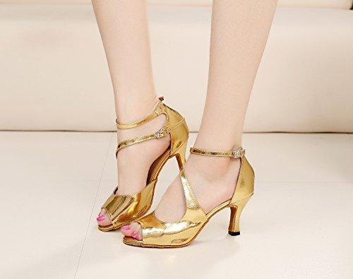 Gold Minitoo Tanzschuhe Damen Tanzschuhe Gold Minitoo Damen Minitoo aw0rPaqx