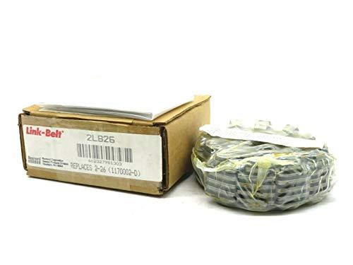 New REXNORD Link Belt 2LB26 Link Belt Chain 491-044 ()