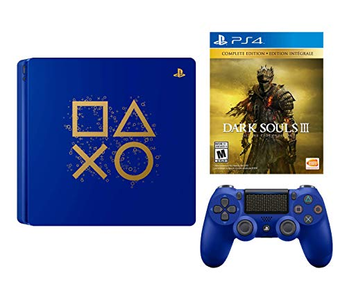 PlayStation 4 Dark Souls III Days of Play Limited Edition Bundle: PlayStation 4 Limited Edition Days of Play 1TB Console and Dark Souls III