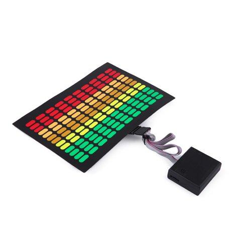 HDE Sound-Activated Rave LED Panel w/ Sensor Module