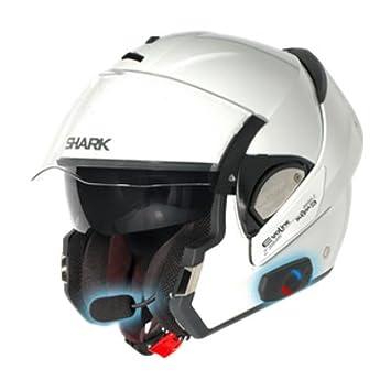 Système De Communication Sharkt Bluetooth Shark Helmets Amazonfr
