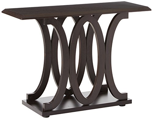 Coaster Home Furnishings 703149 Casual Sofa Table, Cappuccino by Coaster Home Furnishings