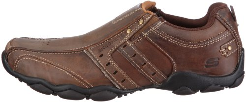 6a59c935010 Skechers USA Men's Men's Relaxed Fit-Delson-Brewton Sneaker,10.5 M US,