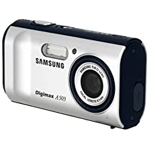 Samsung Digimax A503 5MP Digital Camera (Silver)