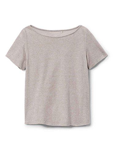 Calida Favourites Trend 2 Frottee-Shirt Kurzarm Damen Natural Beige f8jLY1 11812c138d