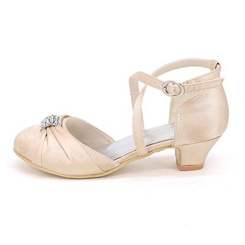 Et Mariage Confortables Confortable De Red À Soirée Chaussures Fille yc Pour Robe L L'été Danse Marche D'été gqztUYn