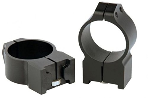 (Warne Scope Mounts Warne 30mm Ruger M77 PA High Matte Gun Scope Rings)