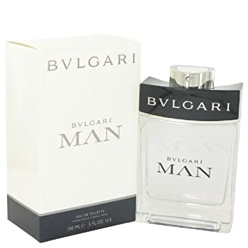 Amazon.com   Bvlgari Man Eau de Toilette Spray for Men, 5 Ounce   Colognes    Beauty 1dd3b41a93