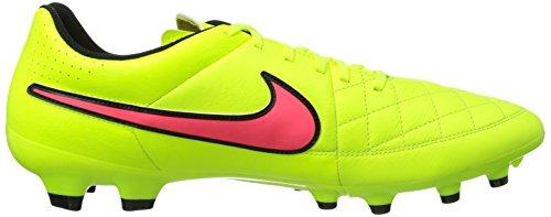 Genio Volt black da Scarpe Nike Punch Uomo Volt FG hyper calcio Tiempo Leather 5qnpp76z